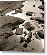 Still Water Metal Print