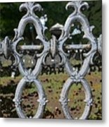 Stone Fence Metal Print