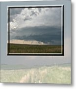 Storm Collection Metal Print