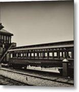 Strasburg Rail Road Metal Print