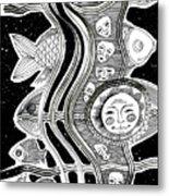 Streams Metal Print