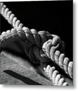 Strong As Ever Metal Print