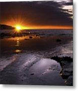 Stunning Sunrise Metal Print