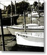 Styron Bay Harbor 2 Metal Print