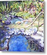 Sublime Pools  Metal Print