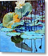 Summer Calm Metal Print