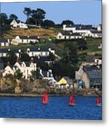 Summer Cove, Kinsale, Co Cork, Ireland Metal Print