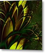 Summer Frenzy Metal Print
