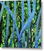 Summertree Fantasia Metal Print