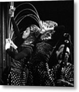 Sun Ra Arkestra And Dancers Metal Print