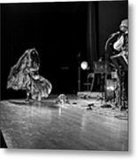 Sun Ra Arkestra At Freeborn Hall Metal Print