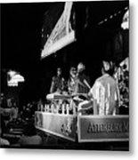 Sun Ra Arkestra At The Red Garter 1970 Nyc 11 Metal Print