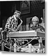 Sun Ra Arkestra At The Red Garter 1970 Nyc 3 Metal Print