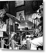 Sun Ra Arkestra At The Red Garter 1970 Nyc 9 Metal Print