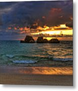 Sundown Metal Print by Ryan Wyckoff