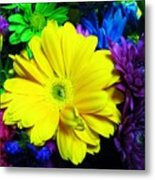 Sunny And Bright Metal Print