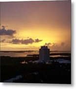 Sunset 0003 Metal Print