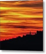 Sunset 11 Metal Print