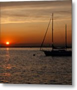 Sunset 504 Metal Print