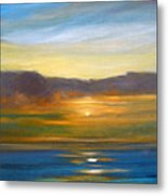 Sunset 9 Metal Print