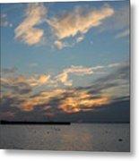 sunset Bay 19 Metal Print