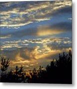 Sunset Bay 8 Metal Print