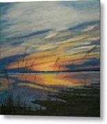 Sunset On St. Andrew Metal Print