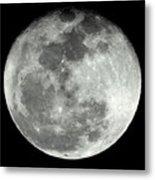 Super Moon Metal Print