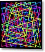 Supreme Sudoku1 - Negation Metal Print