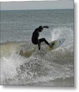 Surfing 115 Metal Print