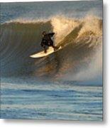 Surfing 80 Metal Print