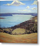Susquehanna River View Metal Print