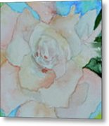 Sweet Gardenia Metal Print