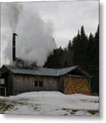 Sweet Smoke Metal Print