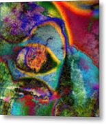 Swimming In My Dreams Metal Print