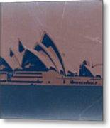 Sydney Australia Metal Print