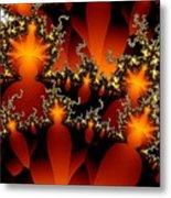 Synapse 2 Metal Print