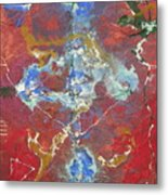 Synchronicity Metal Print