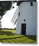 Tacumshane Windmill Metal Print