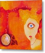 Tangerine Dream Metal Print