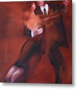 Tango No.1 Metal Print
