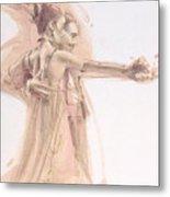 Tango Study 1 Metal Print