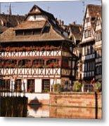Tanners House Strasbourg Metal Print