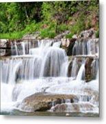 Taughannock Falls Sp 0462 Metal Print