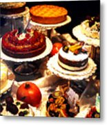 Tempting Treats...untitled Metal Print