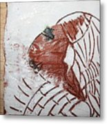 Tendo - Tile Metal Print