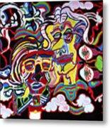 The Andy Warhol And Salvador Dali Museum Metal Print