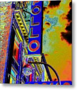The Apollo Metal Print