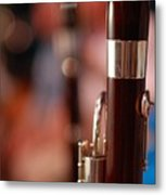 The Bassoon Section Metal Print