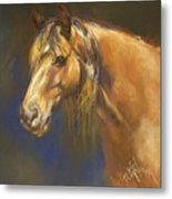The Big Chestnut Metal Print